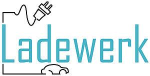 Logo Ladewerk - Der Stromtankstellen-Dienstleister